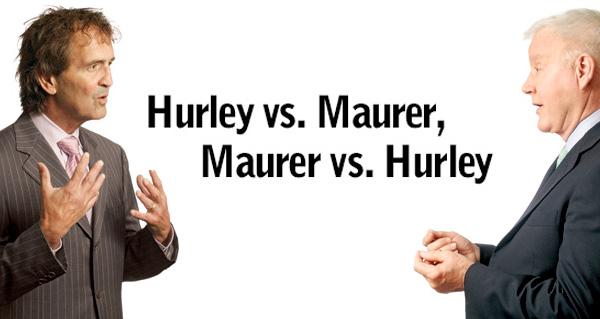 Hurley vs. Maurer