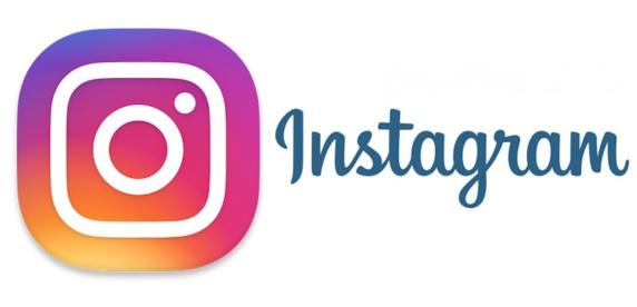 Instagram Logo & Title